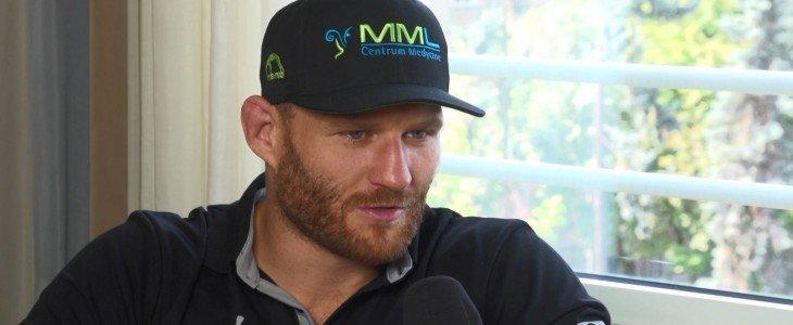 Newsroom na weekend. UFC 191: Rozmowa z Janem Błachowiczem, zawodnikiem UFC