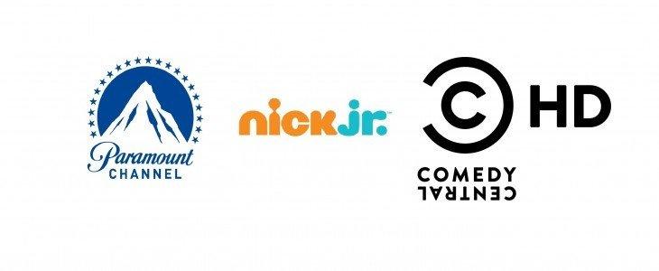 Paramount HD, Comedy Central HD i Nick Jr – od dziś w ofercie UPC Polska