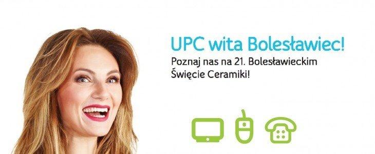 UPC partnerem 21. Bolesławieckiego Święta Ceramiki