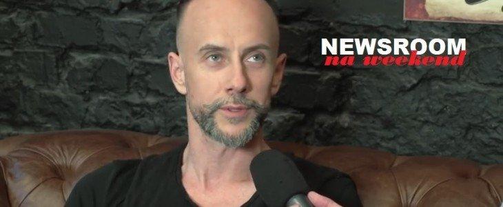 NEWSROOM NA WEEKEND – NERGAL O SOCIAL MEDIACH I SERIALACH