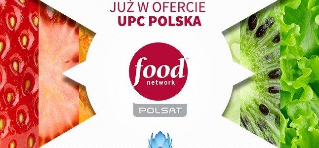Już 60 kanałów w jakości HD. Polsat Food Network HD w Telewizji Cyfrowej UPC