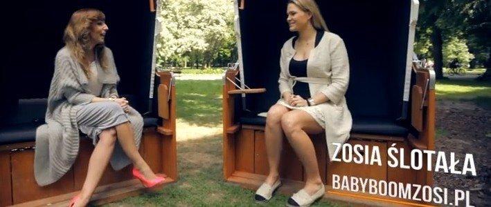 Zosia Ślotała o modowych inspiracjach w serialach dostępnych na MyPrime Filmy i Seriale