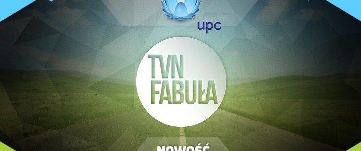 TVN Fabuła w ofercie Telewizji Cyfrowej UPC