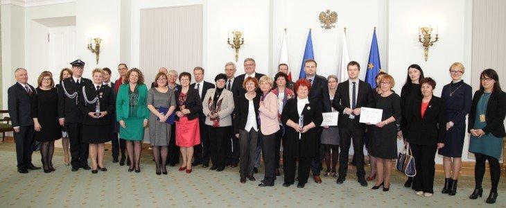 Finał konkursu w Pałacu Prezydenckim