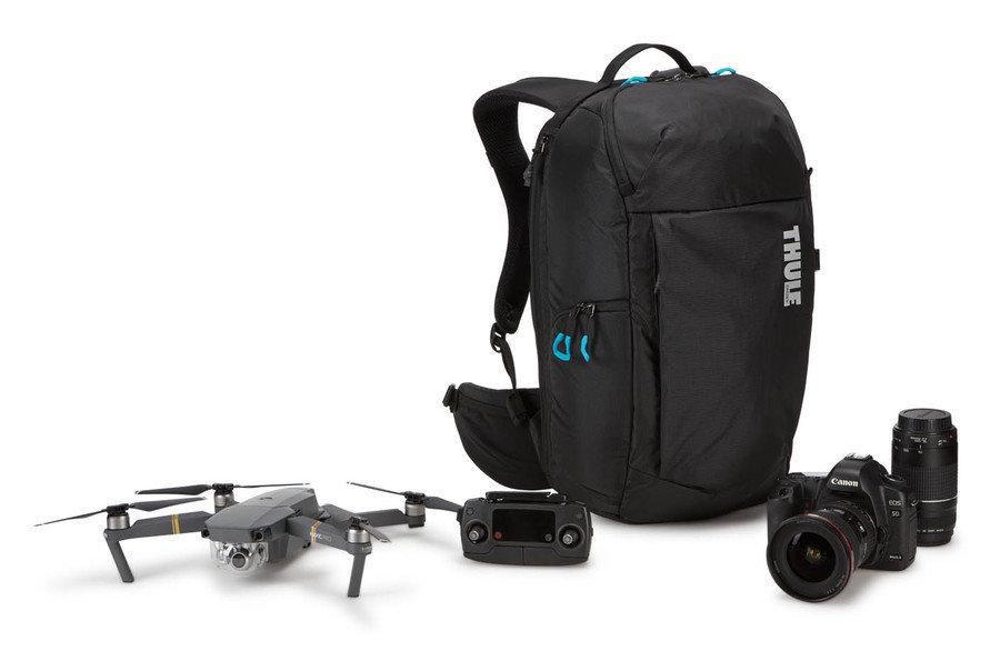 Thule Aspect DSLR Backpack – test redakcyjny Fotomaniak.pl
