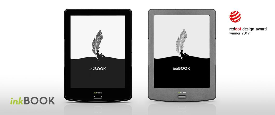 Inovativní elektronické čtečky inkBOOK Prime a inkBOOK Classic 2