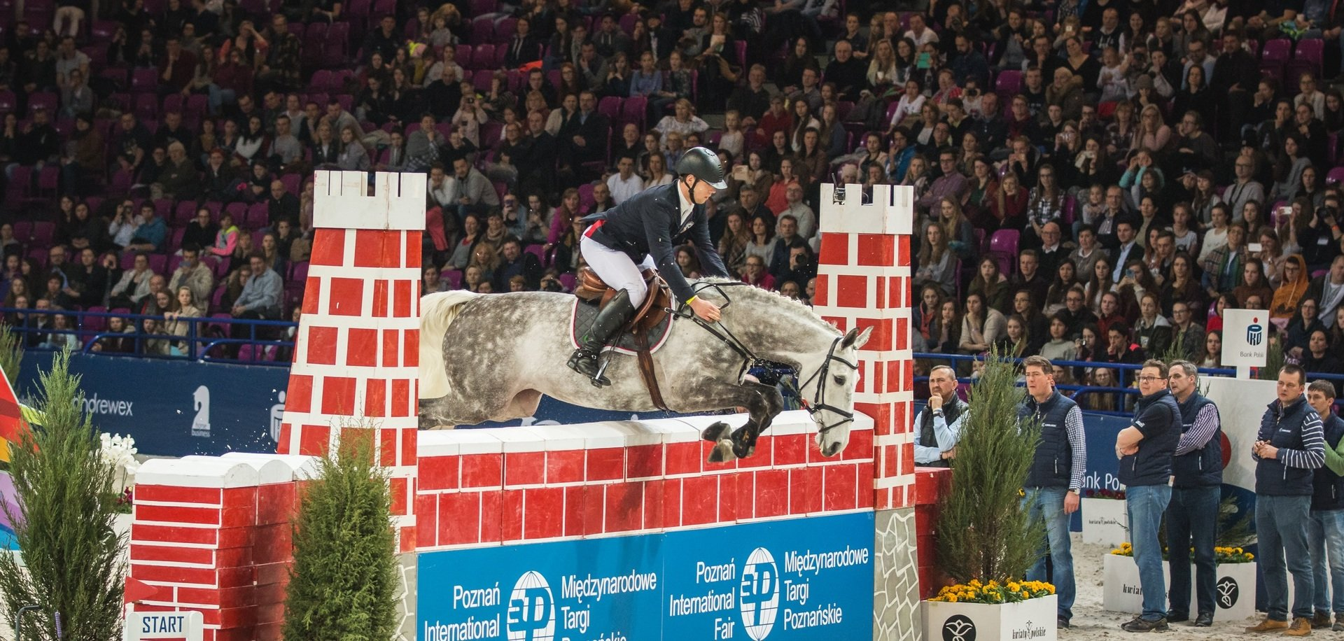 CAVALIADA Tour – największa impreza jeździecka w tej części Europy – w nc+
