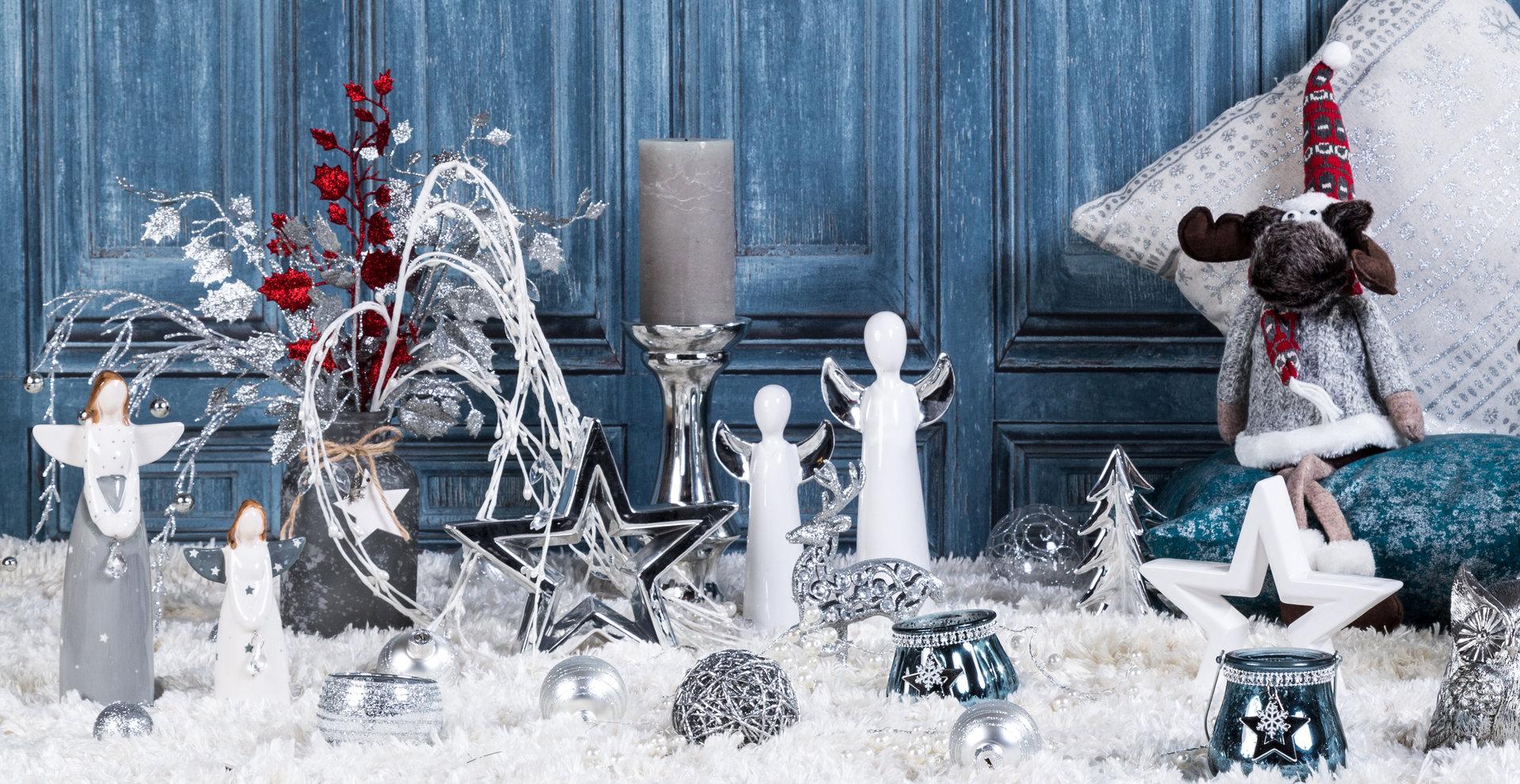 3 świąteczne aranżacje od Salonów Agata