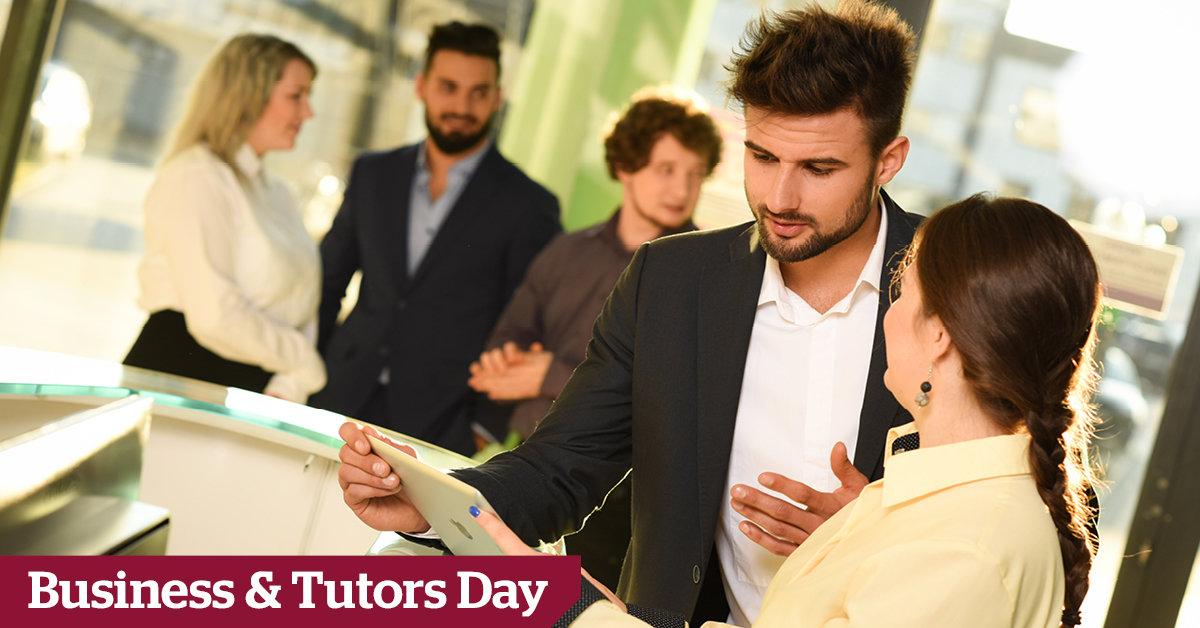 Zapraszamy na Business&Tutors Day