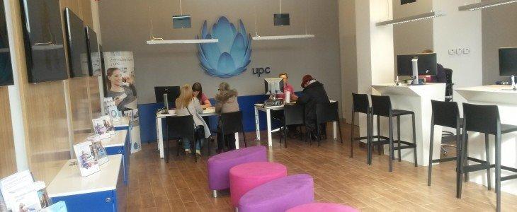 Kolejne salony i punkty sprzedaży UPC: w Katowicach, Krakowie, Czeladzi, Bydgoszczy i Szczecinie