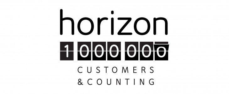 Platforma Horizon doceniona już przez milion klientów na świecie