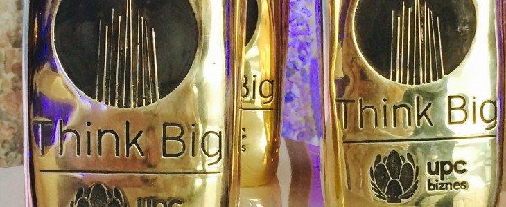 Luna EMG zwycięzcą II edycji programu dla przedsiębiorców THINK BIG