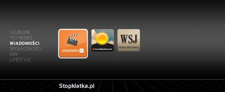 Stopklatka, pierwsza polska aplikacja na platformie Horizon