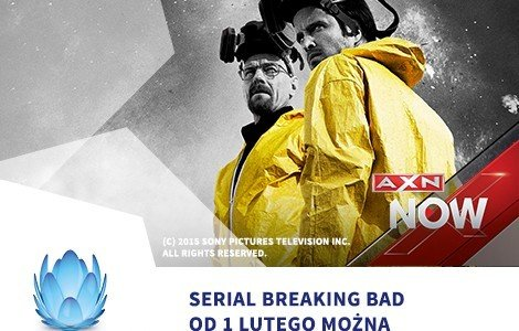 """Breaking Bad"""" i """"Gotowe na wszystko"""" od lutego w MyPrime"""