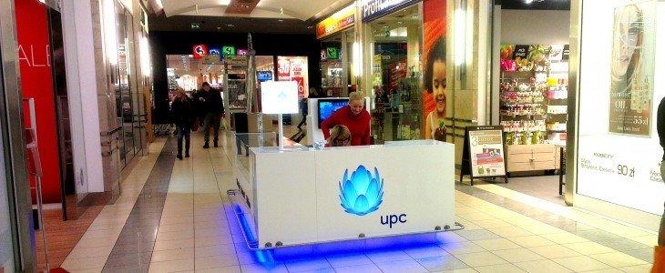 Nowy punkt sprzedaży UPC. W warszawskiej Promenadzie