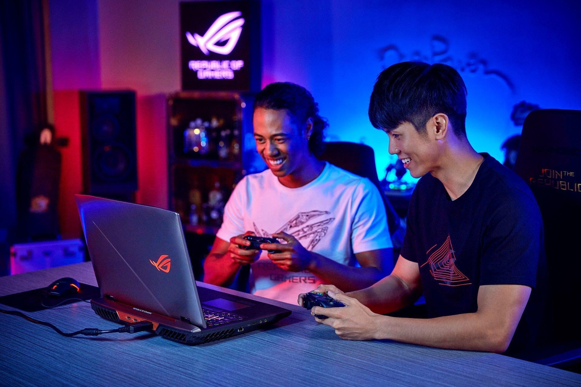 ASUS Republic of Gamers G703 – gamingowa bestia