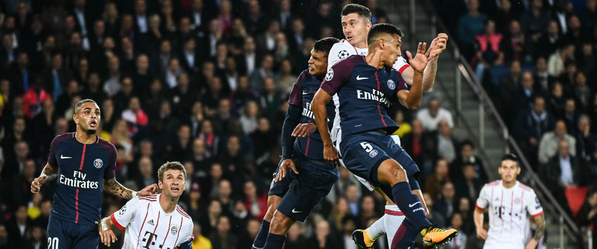 Mecz Ligi Mistrzów UEFA Bayern Monachium – Paris Saint-Germain w jakości 4K na platformie nc+