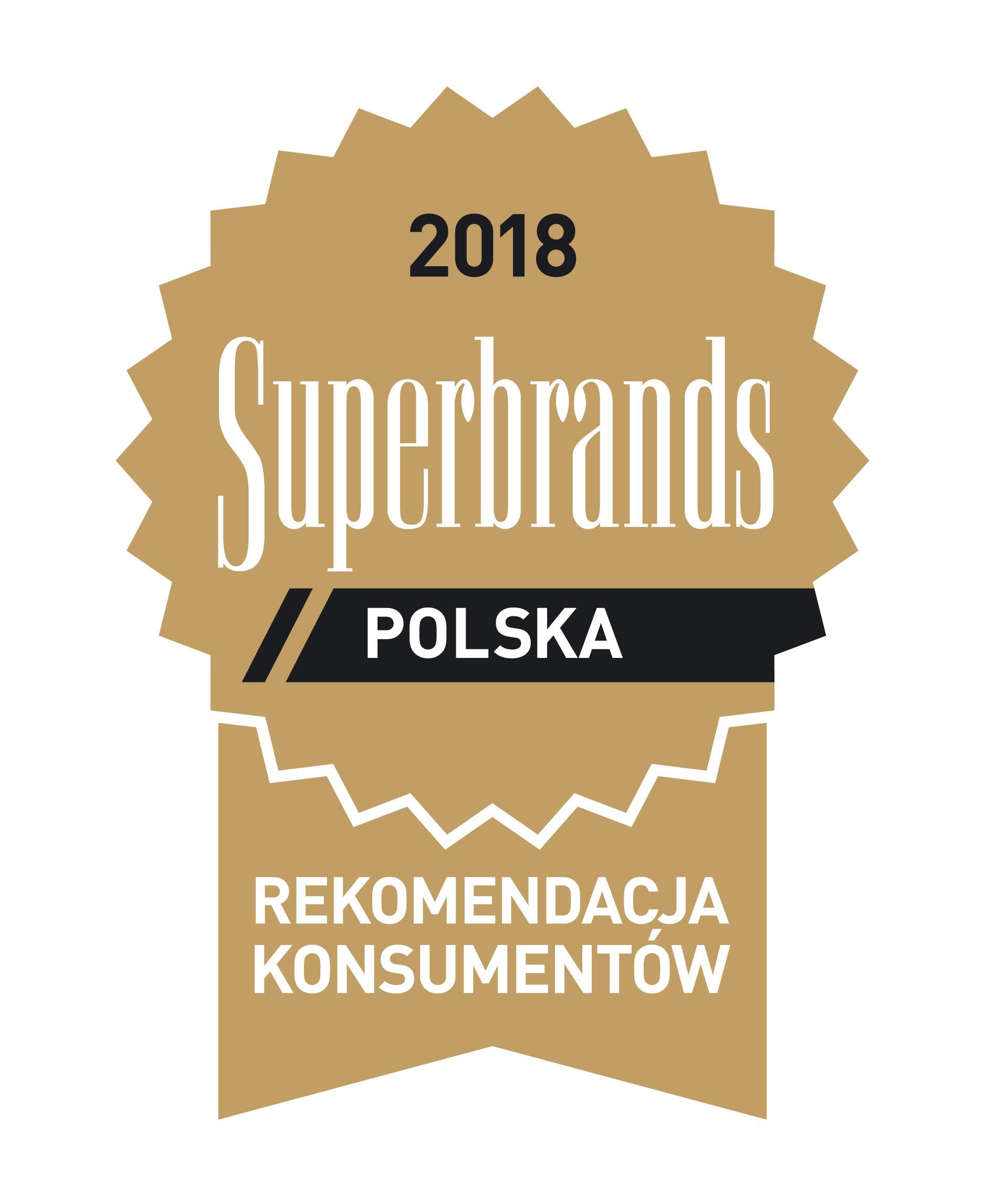 Continental z tytułem Superbrands 2018