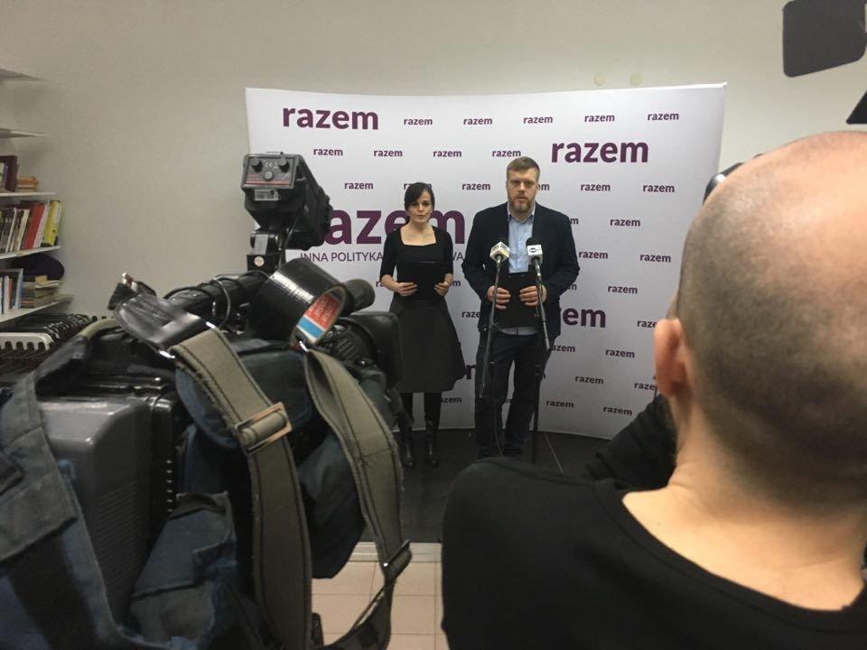 Partia Razem odpowiada Mateuszowi Morawieckiemu: Premierze, nie kręć!