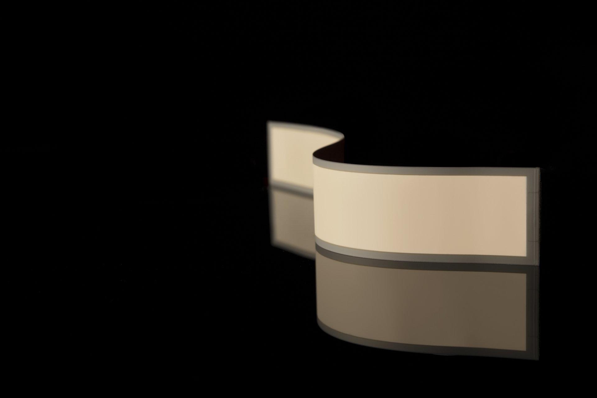 Jeszcze więcej paneli OLED - firma LG Display rozwija rynek oświetlenia