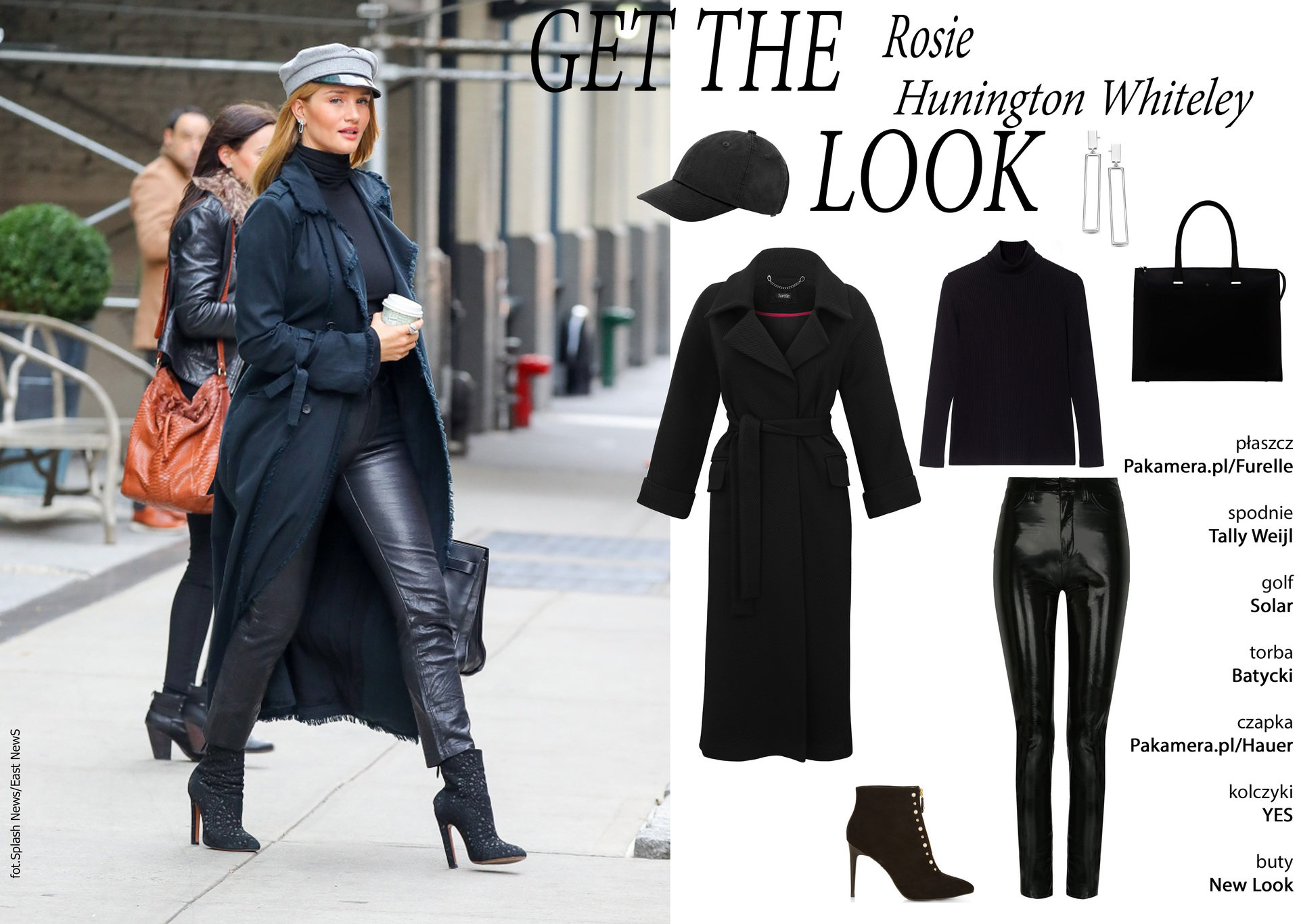 Get the Look – Rosie Huntington-Whiteley