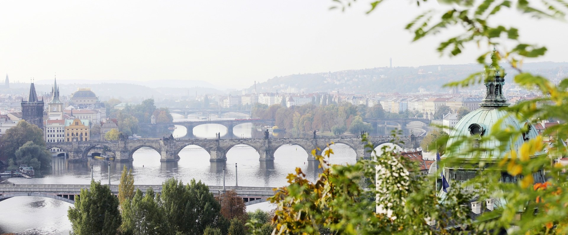 Prague offices are still a lure for tenants and investors