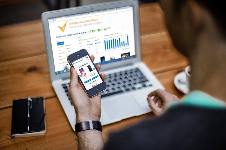 Komputronik liderem przedświątecznego e-commerce