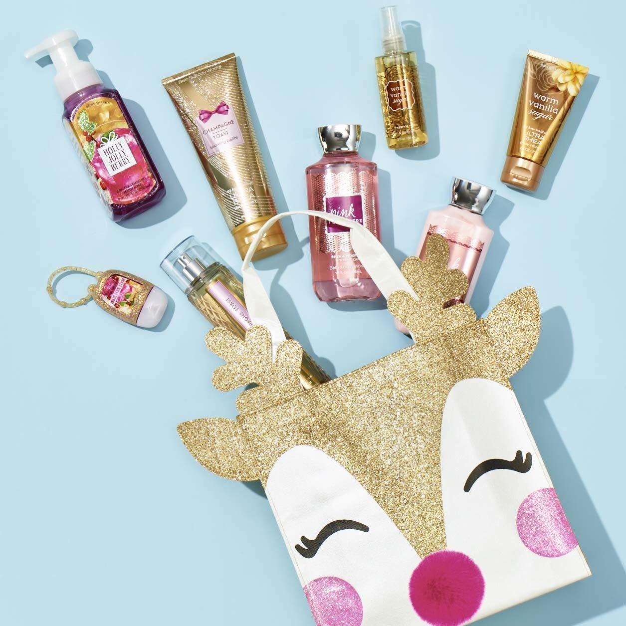 Pomysły od Bath&Body Works na nadchodzące Święta
