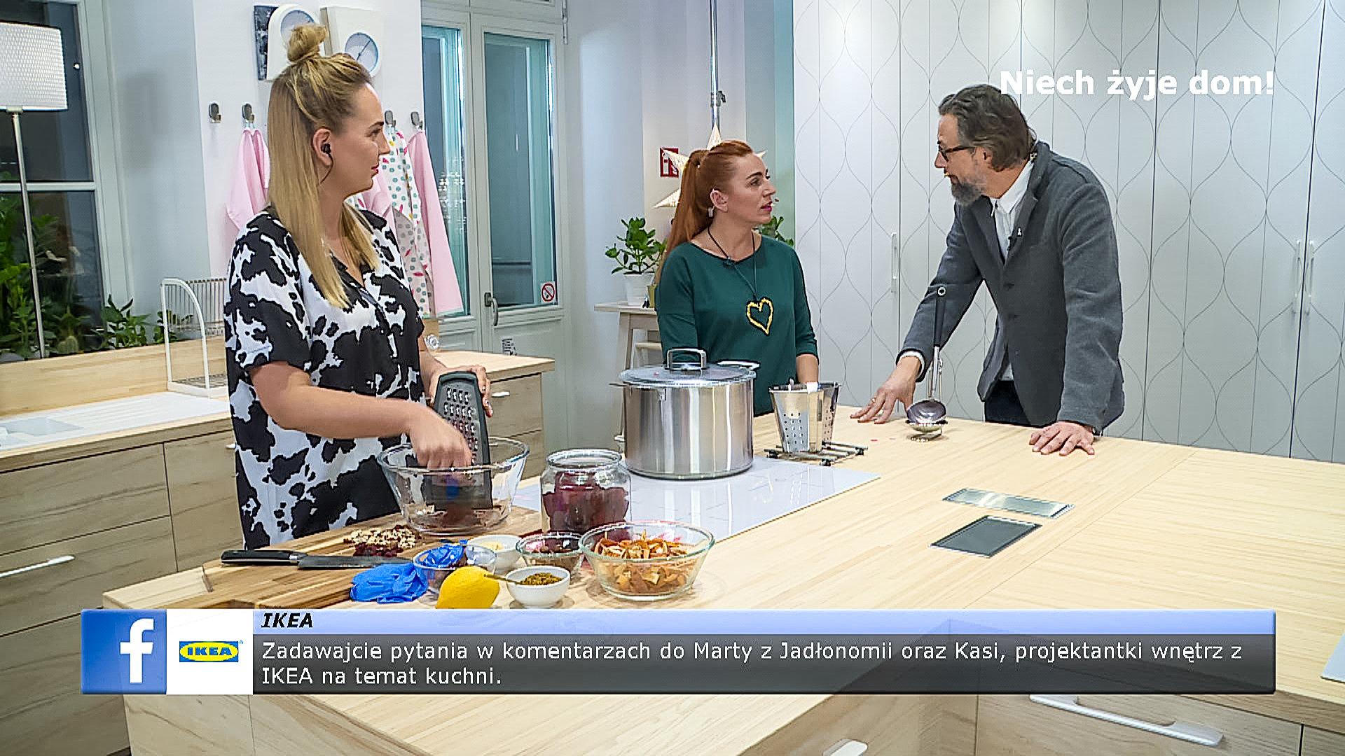 Ruszyły live porady IKEA o urządzaniu domu