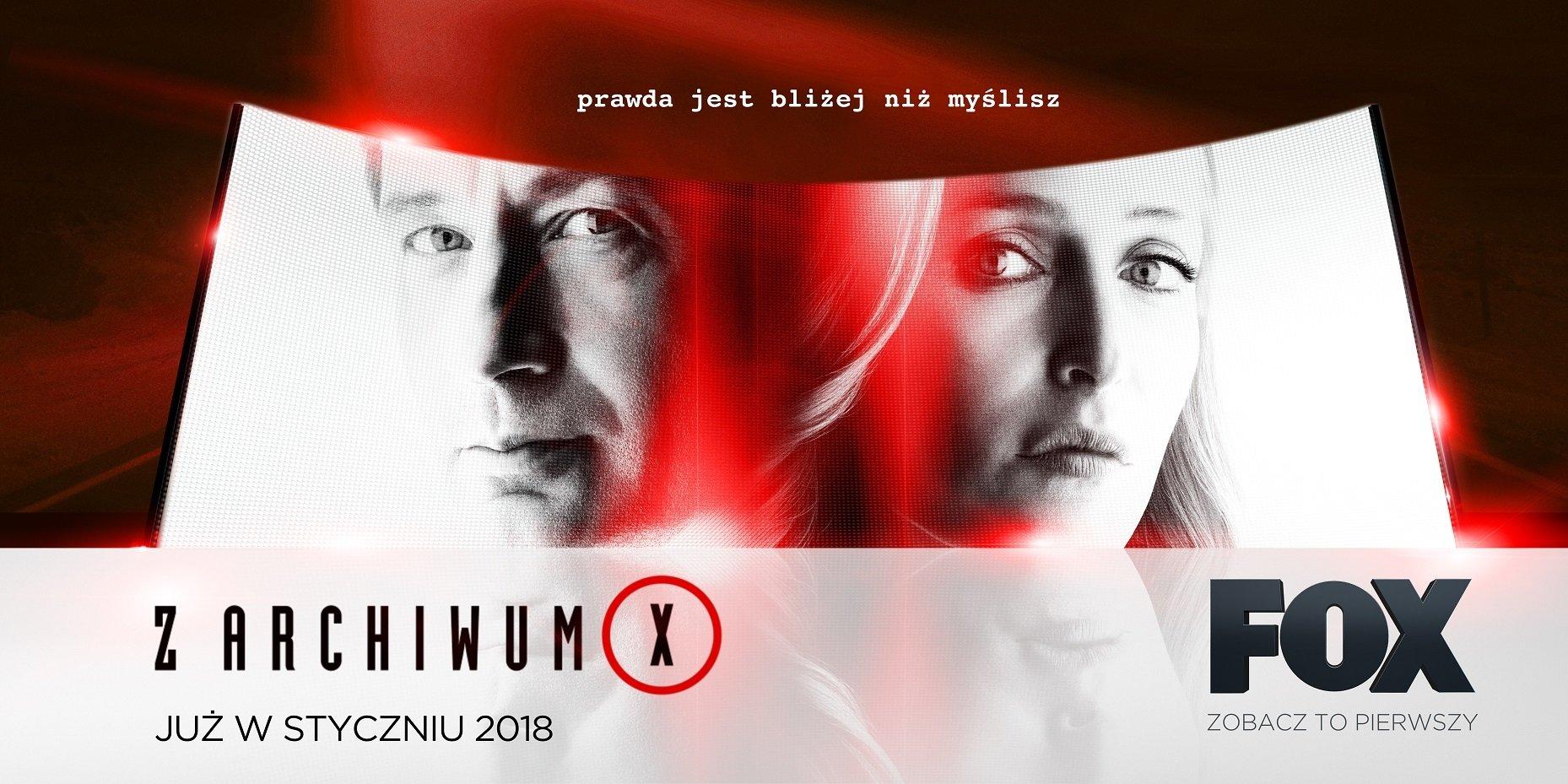 Nadchodzi koniec ludzkości! Z Archiwum X 2018 już 4 stycznia tylko na FOX!