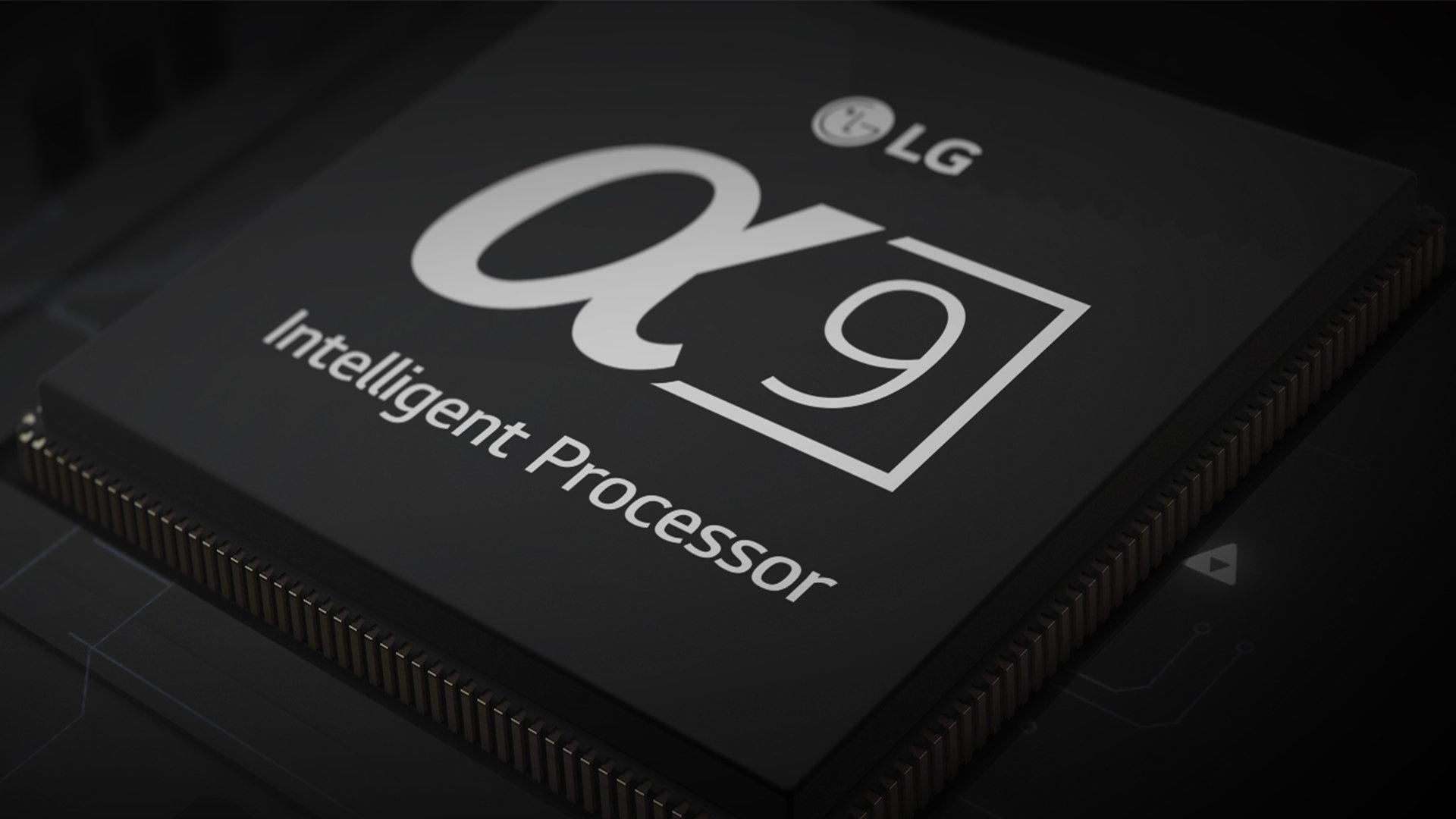 LG przygotowuje fundamenty telewizora przyszłości ze sztuczną inteligencją i procesorem Alpha