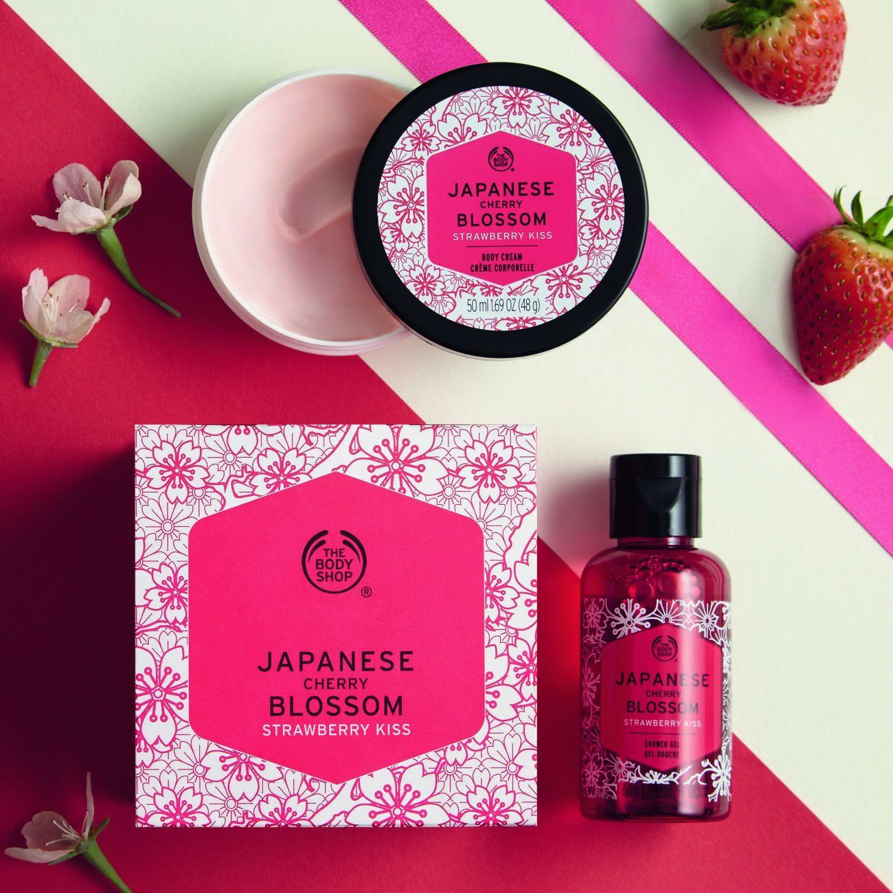 Zakochaj się z The Body Shop!