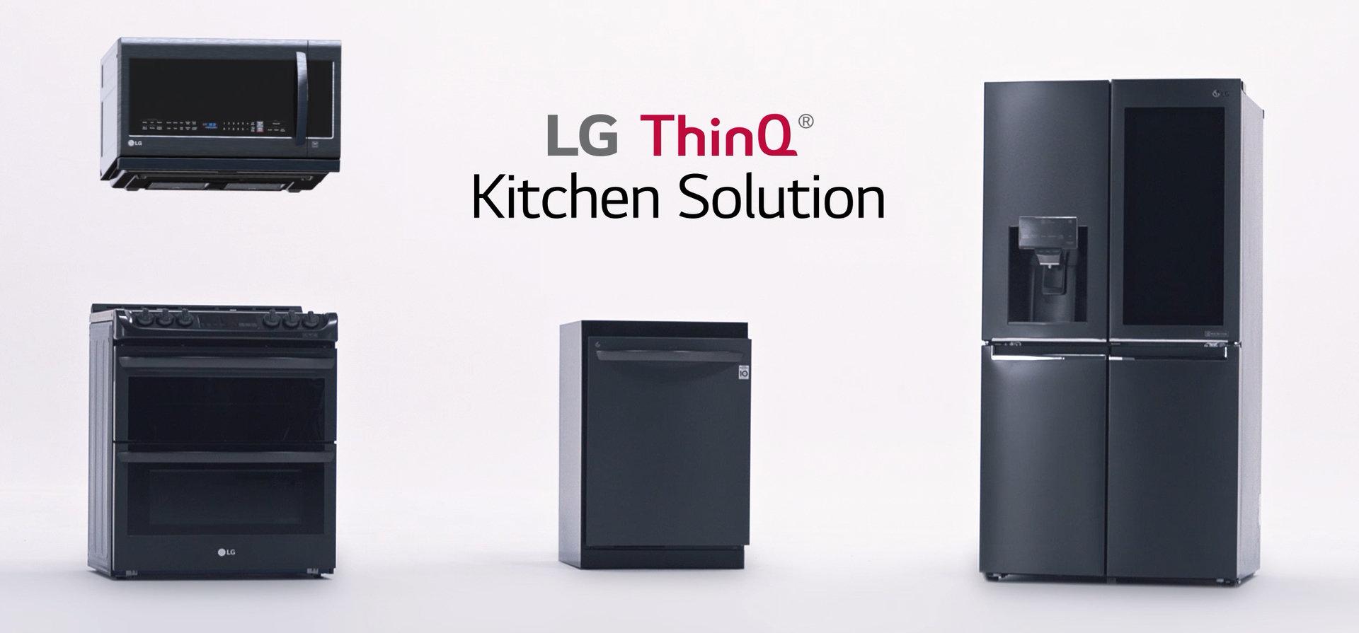 CES 2018: sztuczna inteligencja LG wchodzi do kuchni