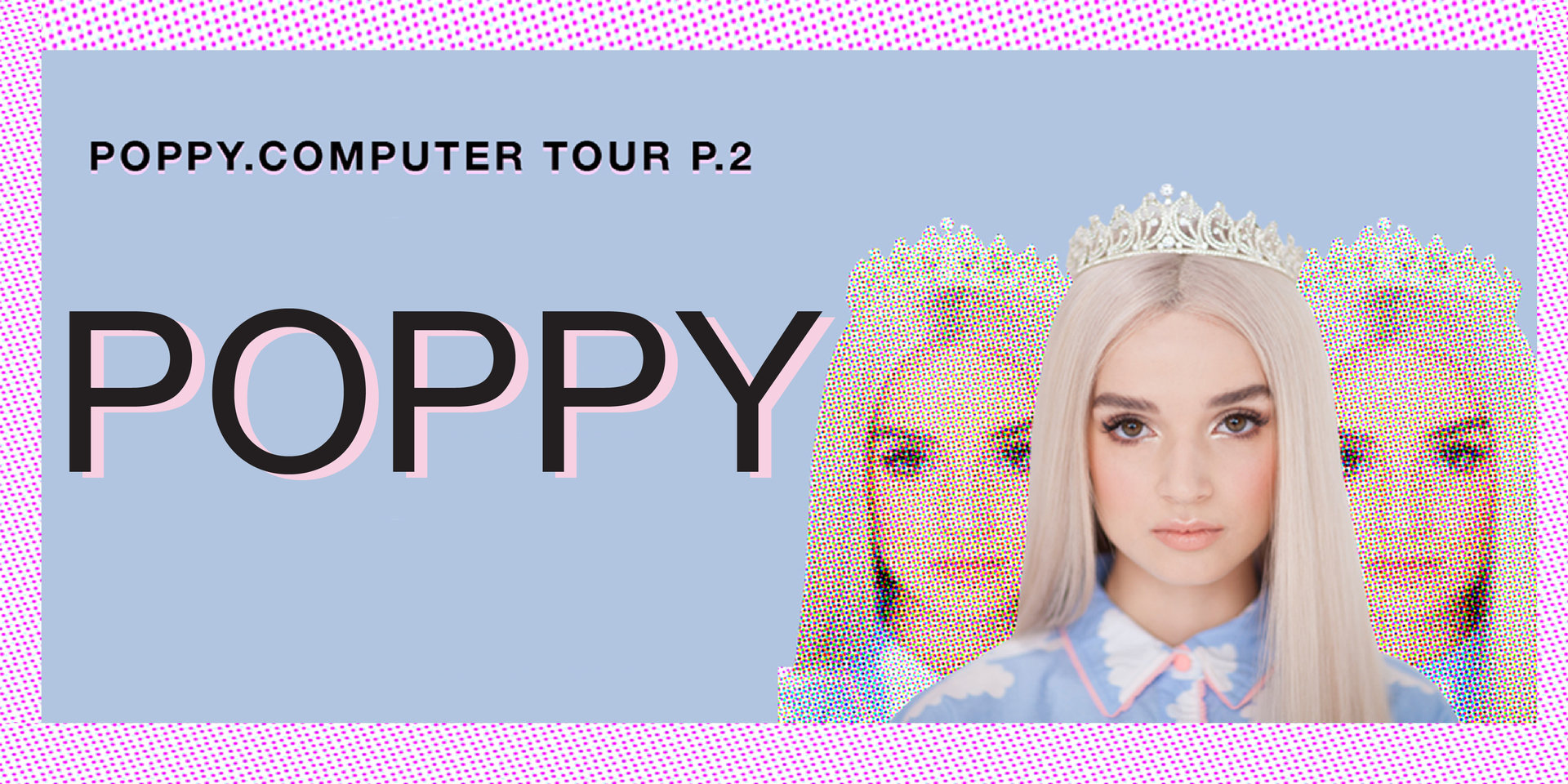 "That Poppy regresa a México con la gira ""Poppy.Computer"""