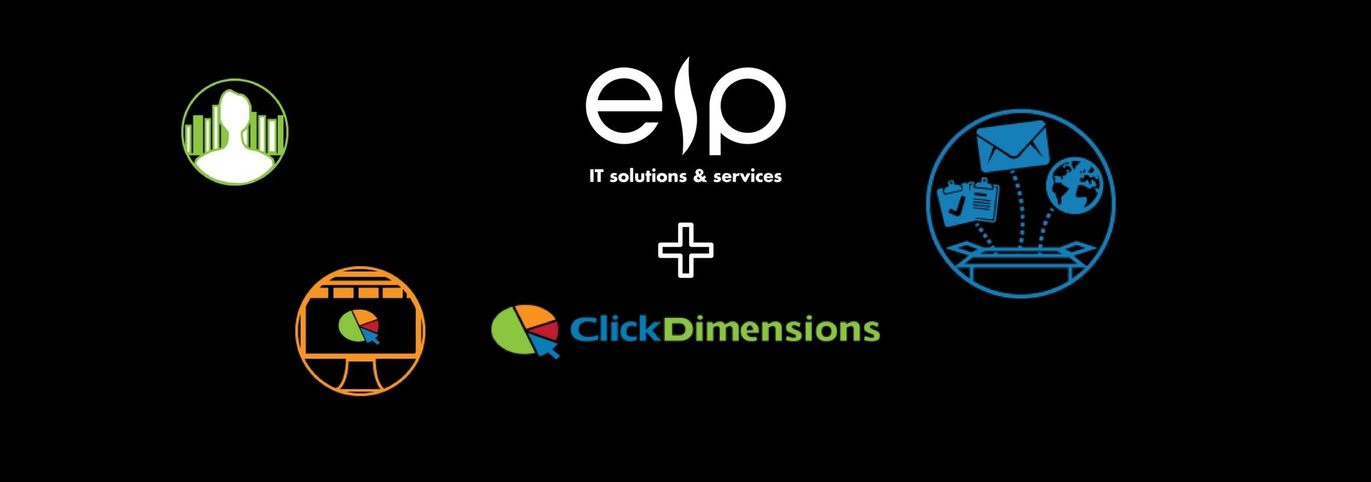 EIP partnerem Click Dimensions