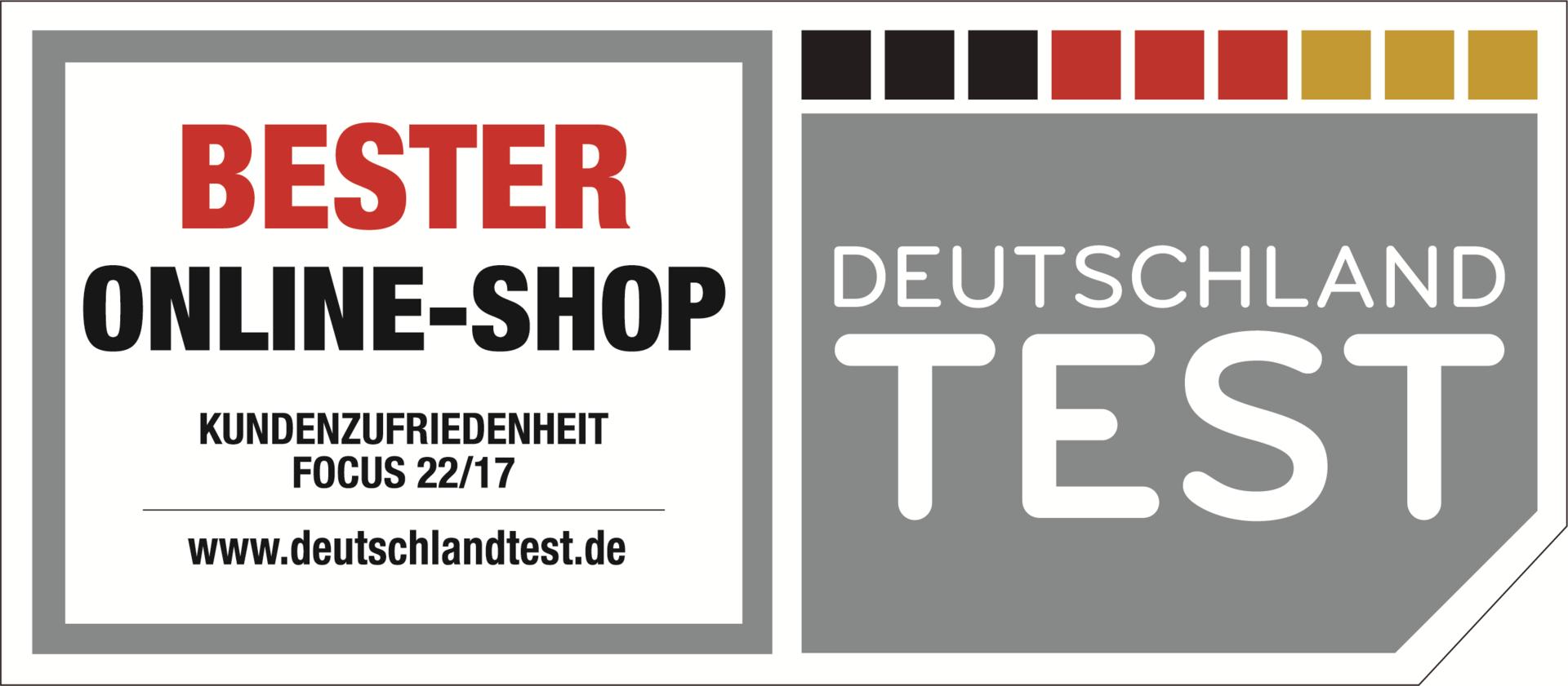 notebooksbilliger.de | Auszeichnung zum besten Online Shop 2017