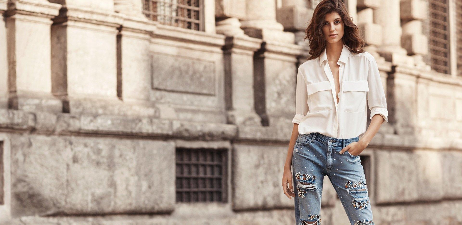 Focus na jeans! Linia Blue Denim marki Liu Jo SS18