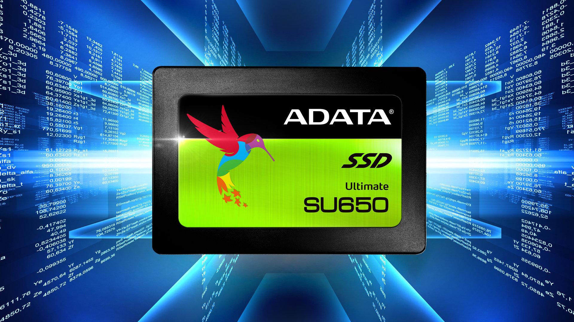 ADATA SU650 – SSD z najlepszym stosunkiem ceny do pojemności