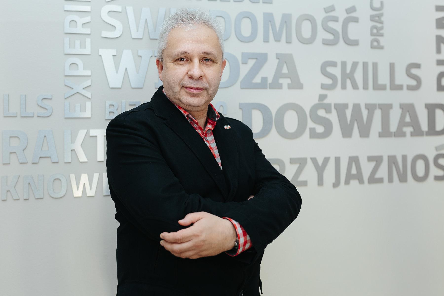 bezpieczeństwo wewnętrzne: dr Edward Pałka