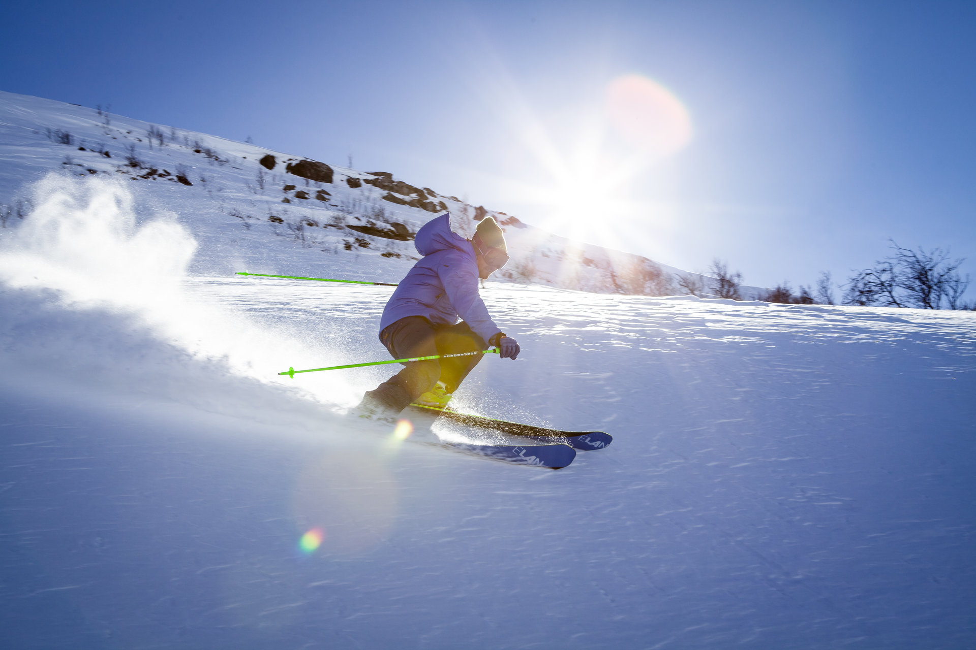 Before you venture out on a ski slope, check your fitness