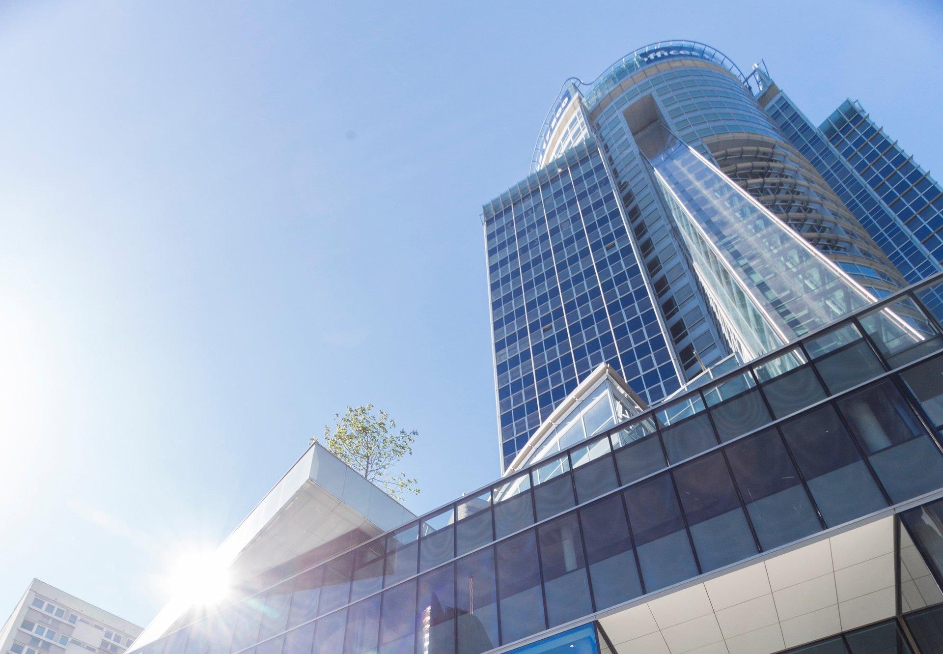 Stratego wybrało biznesowe centrum stolicy