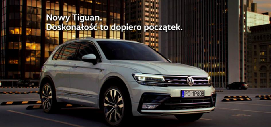 """Hand Made i Volkswagen z Effie Award za kampanię """"Wprowadzenie Nowego Tiguana"""""""