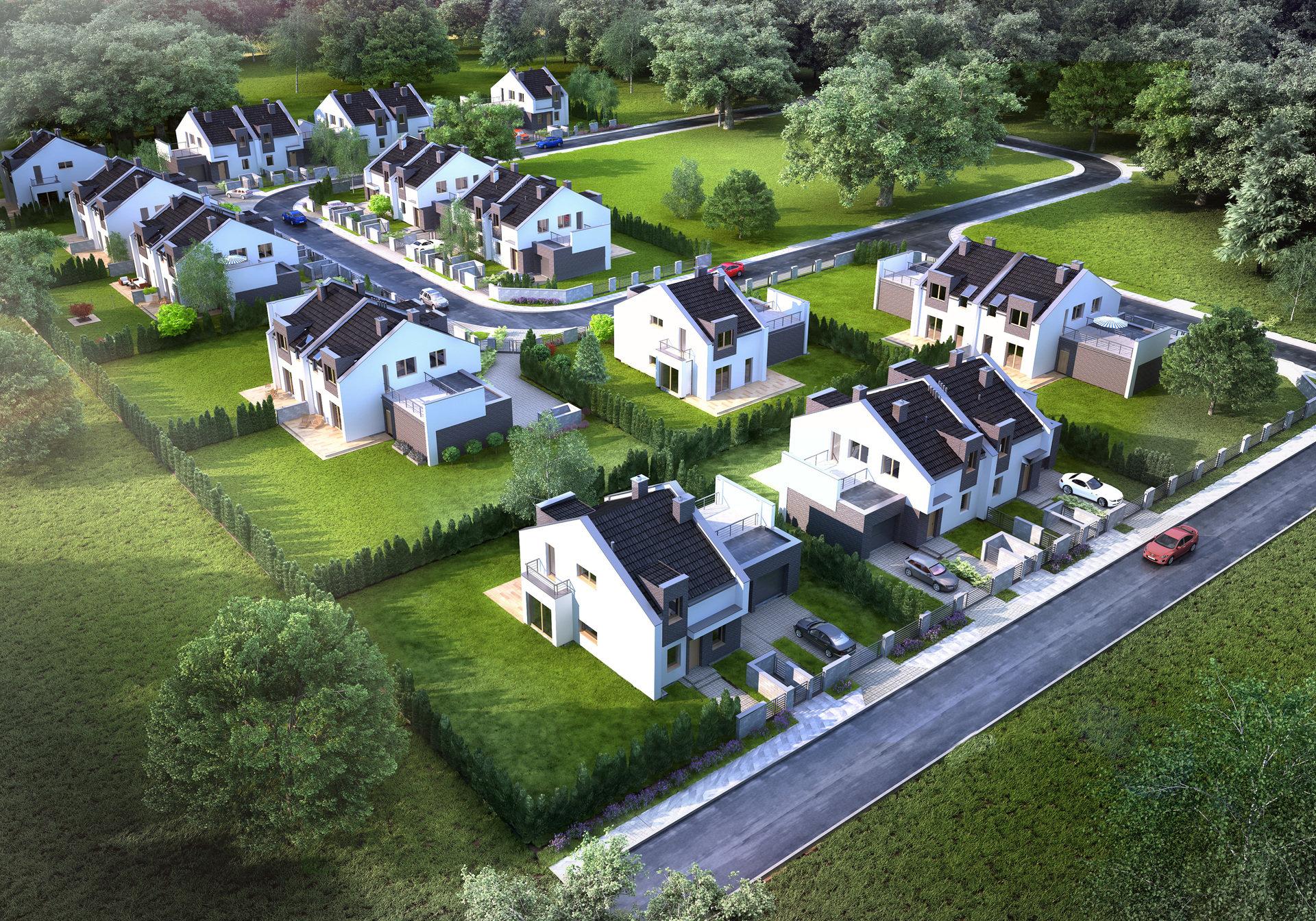 FB Antczak stawia na osiedla domów jednorodzinnych. Skąd ten trend?