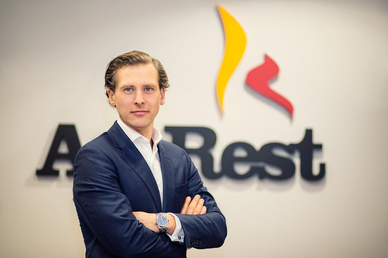 Peter Kaineder dołącza do AmRest jako Dyrektor ds. Strategii