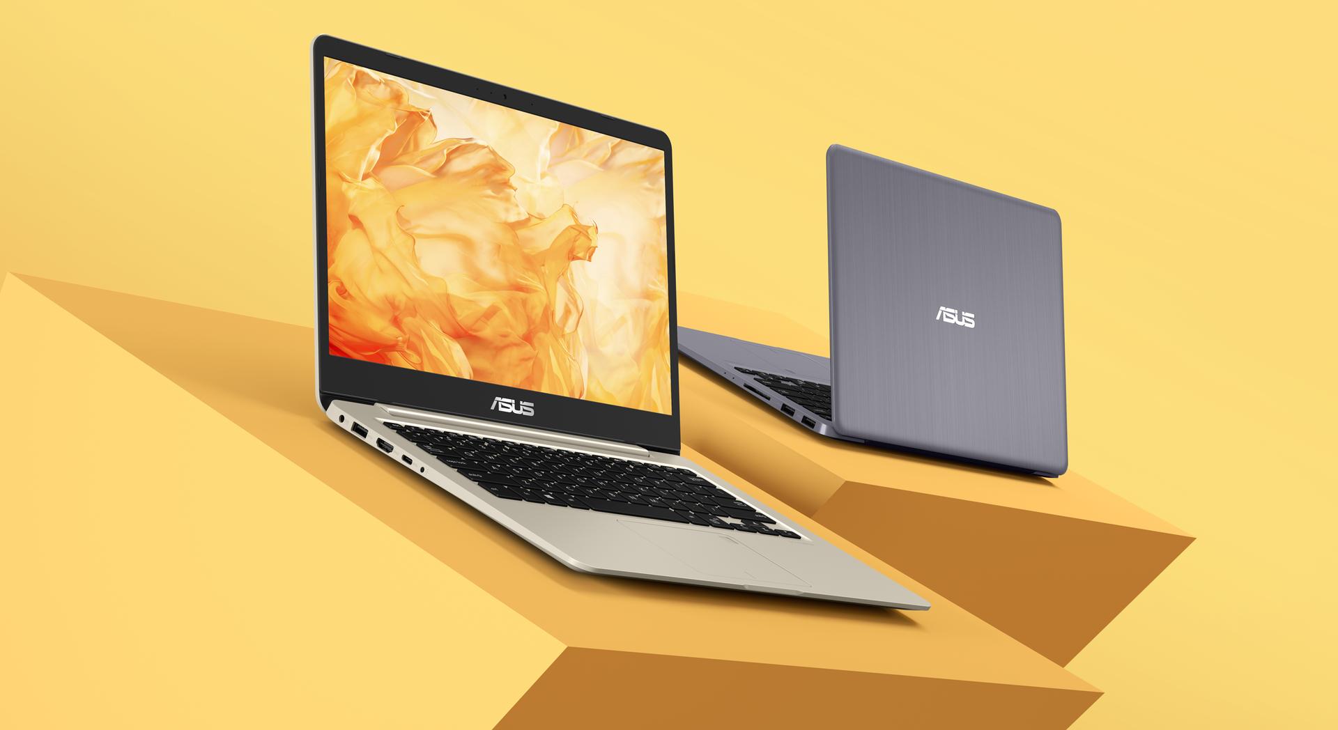 Mobilność w nowym rozmiarze - ASUS VivoBook S14