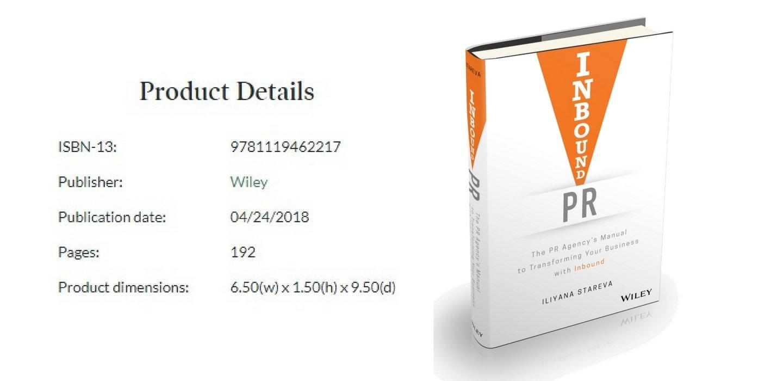 Inbound PR Book Info
