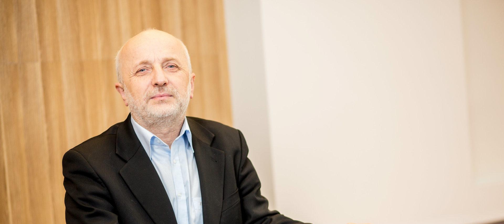 dr hab. Krzysztof Safin, prof. nadzw. WSB