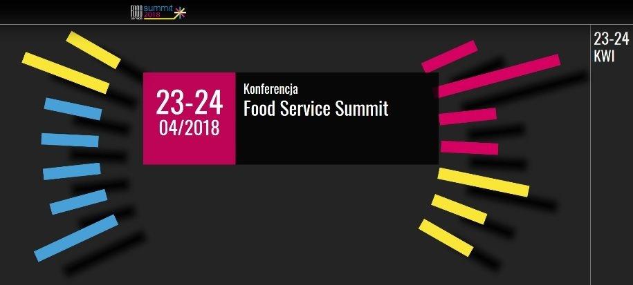 "Intensywne dwa dni na ""Food Service Summit"""