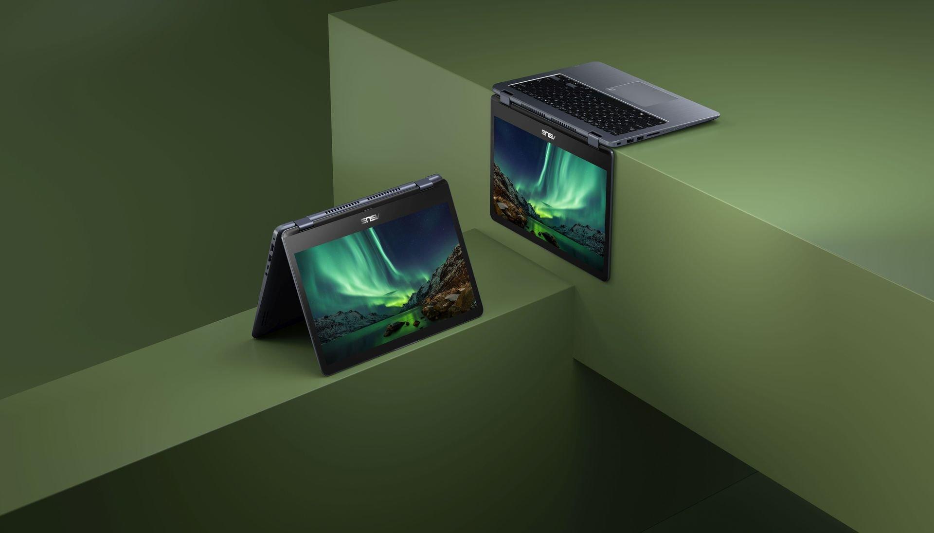 Lekki i konwertowalny ASUS VivoBook Flip 14 (TP410)