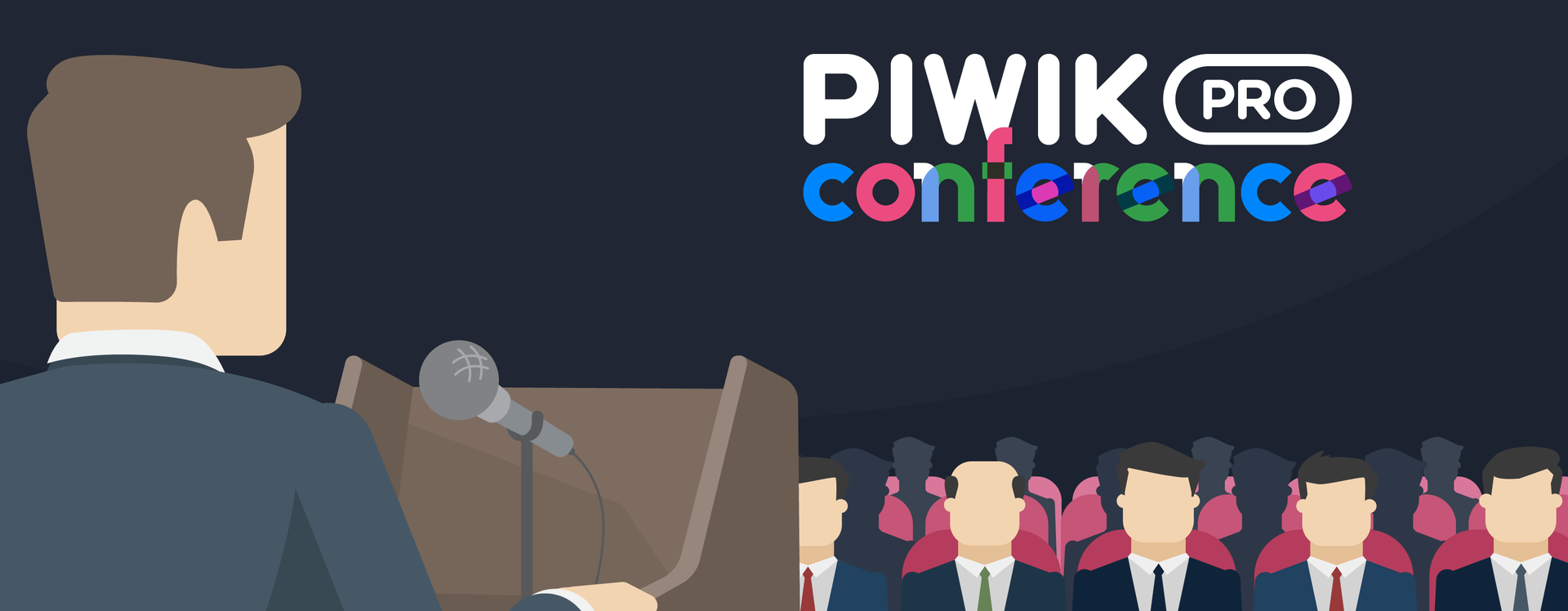 """Piwik PRO """"Moving towards GDPR"""" conference"""